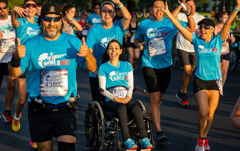 Wings for Life World Run registration is open